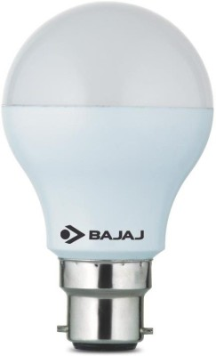 9W White LED Bulb(Pack Of 5)