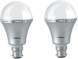 11W DX White LED Bulbs (Pack of 2)