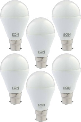 5 W-B22-6 LED Duraled Bulb White (Pack of 6)