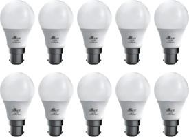 7W 630 lumens White LED Bulb (Pack Of 10)