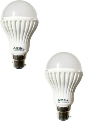 5 W LED Bulb Cool White (pack of 2)