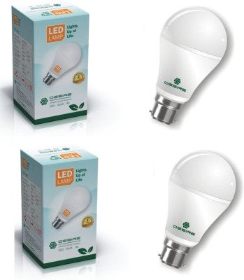 7 W LED Bulb White (pack of 2)