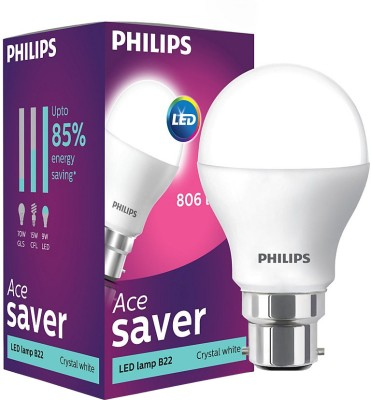 Ace Saver 9W LED Bulb (Crystal White)