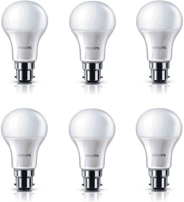 13-W-B22-6500K-LED-Bulb-White-(pack-of-6)