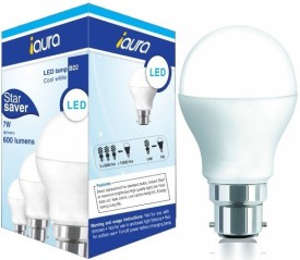 7W 600 Lumens Cool White LED Bulb