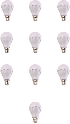 12W-460-Lumens-White-Eco-LED-Bulbs-(Pack-Of-10)