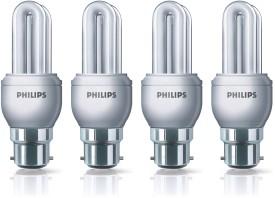 Genie-5-Watt-CFL-Bulb-(Cool-Day-Light,Pack-of-4)