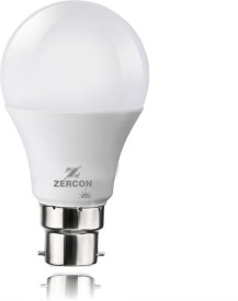 Zercon B22 7W LED Bulb (Cool Day Light)