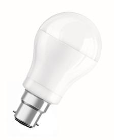 6W-827-B22-Yellow-LED-Bulb