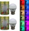 Mehai-Premium-0.5W-Night-Lamp-LED-Bulb-(Multicolor,-Pack-of-2)