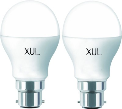 9W White LED Bulbs (Pack Of 2)