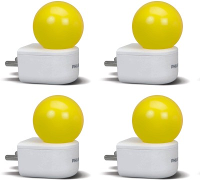 0.5-W-LED-Joyvision-Plug-N-Play-Bulb-Yellow-(pack-of-4)