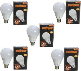 White-7W-LED-Bulbs-(Pack-Of-5)