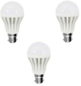 7W-Plastic-220-Lumens-White-LED-Bulb-(Pack-Of-3)