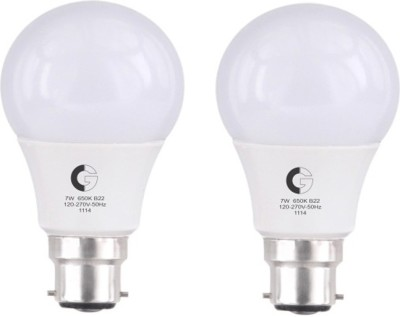 7-W-LSP7-CDL-BCPRO-LED-Bulb-B22-White-(pack-of-2)