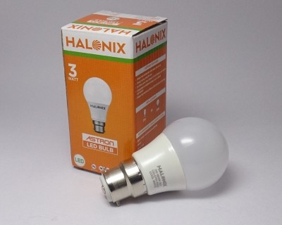 3W Cool White LED Bulbs