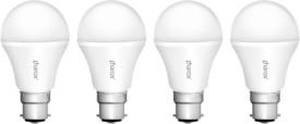 7W B22 Led Bulb (Apollo Cool White, Set Of 4)