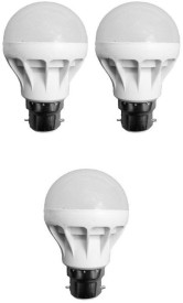 3W-White-LED-Bulb-(Pack-of-3)