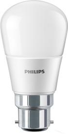 2.5W B22 3000K P45 IND LED Bulb (White)