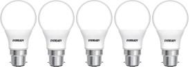 2.5 W LED LB-B22-6500K-5U White (pack of 5)
