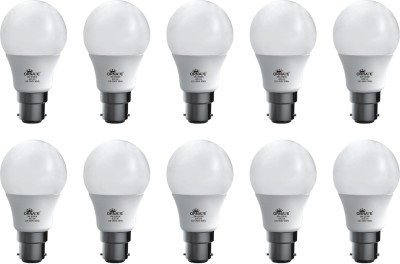 9W 920 lumens White LED Bulb (Pack Of 10)