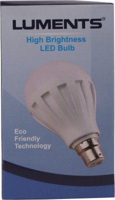 Luments-9W-460-Lumens-White-Eco-LED-Bulbs-(Pack-Of-8)