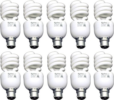 15-W-SP-Lamp-B22-Cap-CFL-Bulb-(Cool-Day-Light,-Pack-of-10)