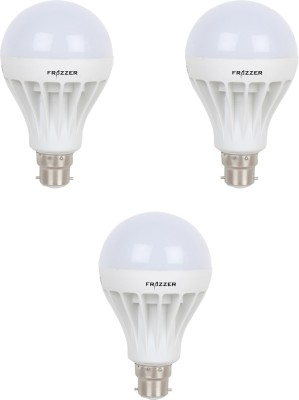 FRAZZER-12W-LED-Bulb-(White,-Pack-of-3)
