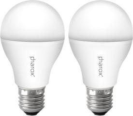 9W B22 Led Bulb (Apollo Cool White, Set Of 2)