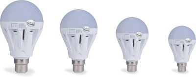India-3-W,-5-W,-7-W,-9-W-LED-Bulb-(White,-Pack-of-4)