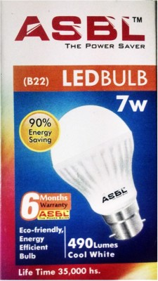 ASBL-7-W-LED-Bulb-Cool-White-(Pack-of-10)