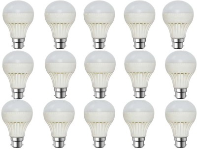 5W-White-LED-Bulb-(Pack-of-15)