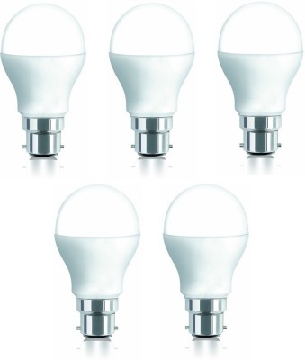 Iaura-5W-350-Lumens-Cool-White-LED-Bulb-(Pack-of-5)