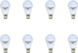 7W-Aluminium-Body-White-LED-Bulb-(Pack-of-8)