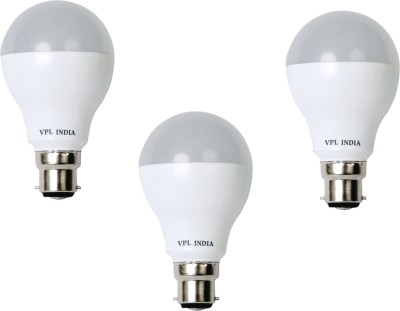 VPL-India-3W-Warm-White-LED-Bulb-(Pack-of-3)