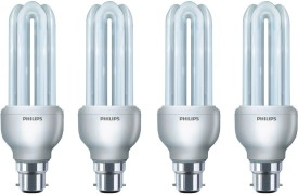 18-W-CFL-Bulb-(White,-Pack-Of-4)