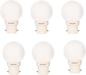 -0.5-W-Deco-B22-IND-LED-Bulb-(White,-Pack-of-6)-