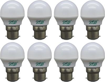 Mehai-Premium-0.5W-Night-Lamp-LED-Light-(Multicolor,-Pack-of-8)