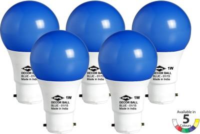 HPL 1 W LED Bulb