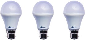 9W-B22-LED-Bulb-(White,-Set-of-3)