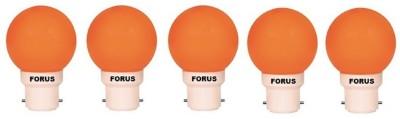 0.5-W-FLZO22PL-LED-Bulb-B22-Orange-(pack-of-5)