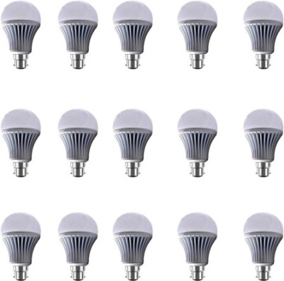 12W-B22-LED-Bulb-(White,-Set-of-15)