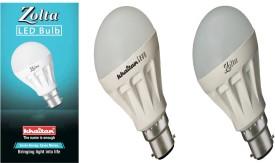 12 W LED Zolta Bulb B22 White (pack of 2)