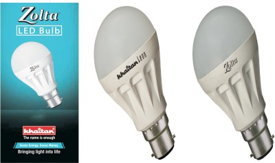 12-W-LED-Zolta-Bulb-B22-White-(pack-of-2)