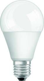 Osram 10.5 W E27 Classic A LED Bulb (Frosted White)