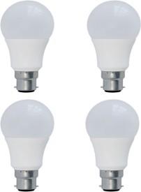 3-W-B22-LED-Bulb-(Warm-White,-Plastic,-Pack-of-4)