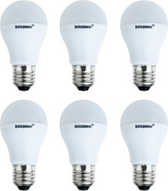 E27-7W-White-LED-Bulb-(Pack-of-6)