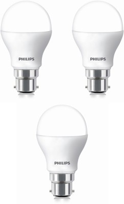 2.7-W-B22-250L-LED-Bulb-(Cool-Day-Light,-Pack-of-3)-
