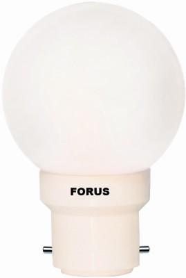0.5W FLZW22PL LED Bulb (White, Pack of 10)