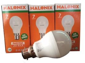7 W LED Photon Bulb B22 White (pack of 3)